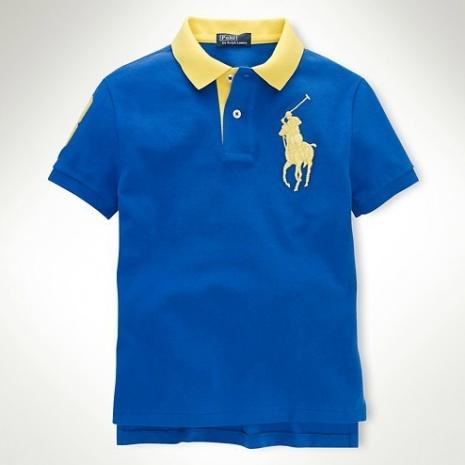$18.0, Men's Ralph Lauren Short-Sleeved Shirts #15120