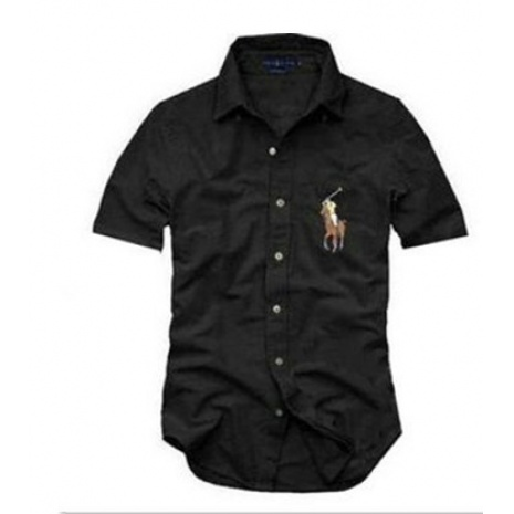 $26.0, Polo By Ralph Lauren Long-Sleeved Shirts for Men #19438