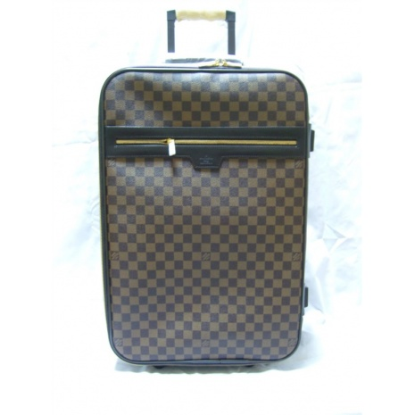 Louis Vuitton Trolley Travel Luggage #33103
