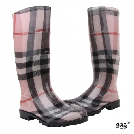 $92.0, Burberry rain boot for Women #45180