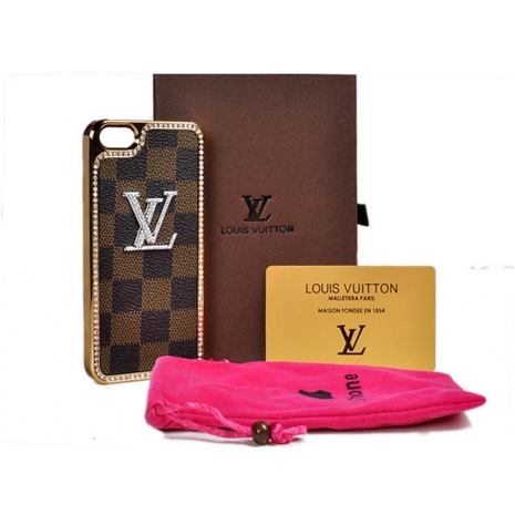 $24.0, Louis Vuitton iPhone 5 AAA+ case #52772