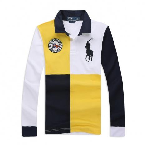 $23.0, Ralph Lauren Long-Sleeved Polo Shirts for MEN #95658