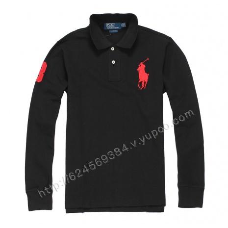 $21.0, Ralph Lauren Long-Sleeved Polo Shirts for MEN #98476