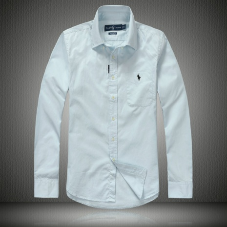 $33.0, Ralph Lauren Long-Sleeved Shirts for Men #98595
