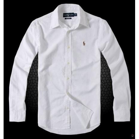 $33.0, Ralph Lauren Long-Sleeved Shirts for Men #98614