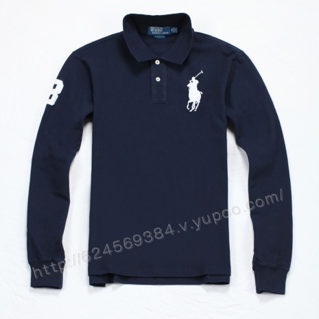 $21.0, Ralph Lauren Long-Sleeved Polo Shirts for MEN #98475