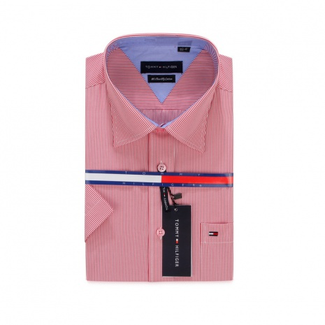 $25.0, T0MMY HILFIGER Long-Sleeved Shirts for Men #117795