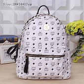 $64.0, MCM Backpack #117174