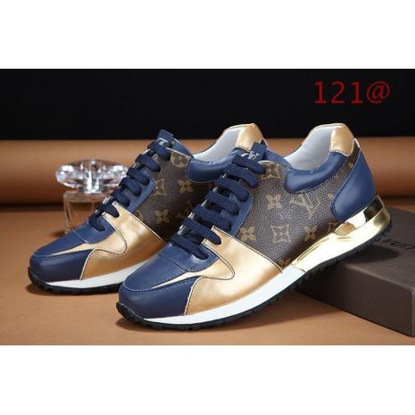 $116.0, Louis Vuitton Shoes for MEN #127087