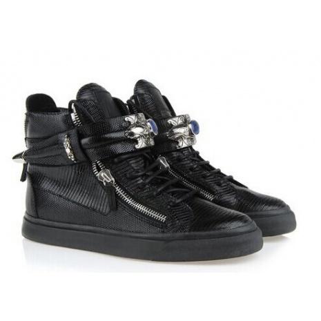$105.0, GIUSEPPE ZANOTTI Shoes for MEN #135084