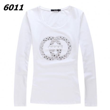 $22.0, Gucci long-sleeved T-shirt for women #141816