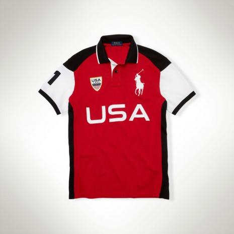 $23.0, Ralph Lauren Polo Shirts for MEN #145301