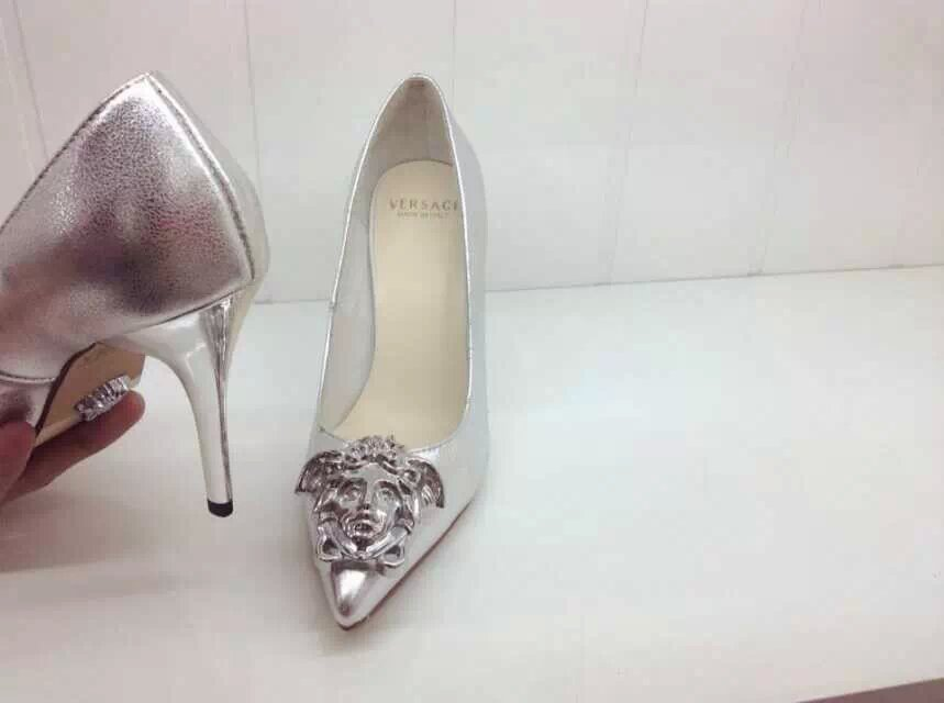 Beautiful  Shoes For Women 136513 105 USD GT136513  Replica Versace Shoes