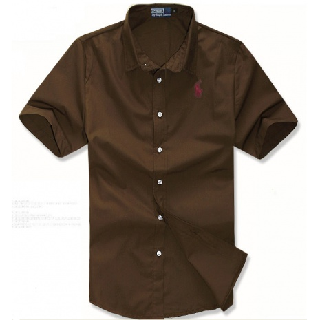 $23.0, Ralph Lauren Short-Sleeved Shirts for Men #163080