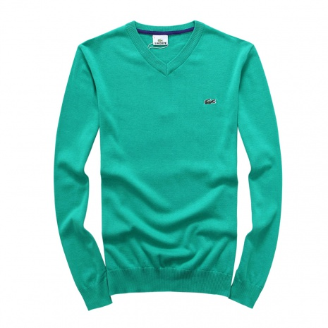 $25.0, LAC0STE Sweaters for Men #163818