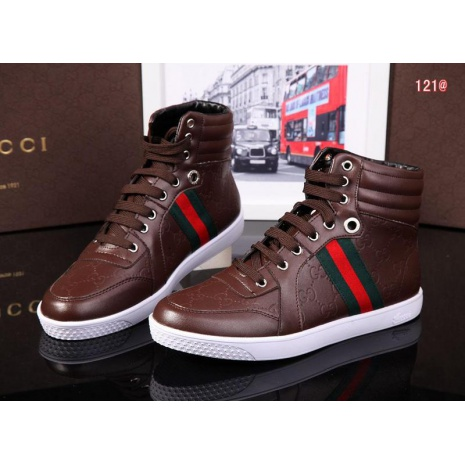 $110.0, Gucci Shoes for MEN #167910