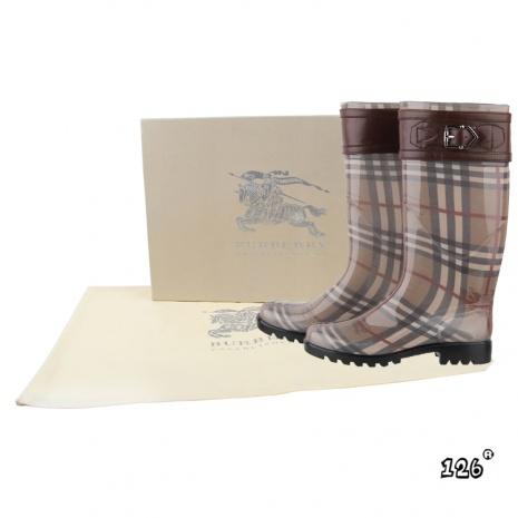 $105.0, Burberry rain boot for Women #174764