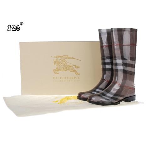 $105.0, Burberry rain boot for Women #174772