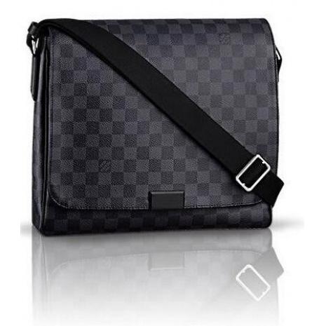 $114.0, Louis Vuitton AAA+ Men's Messenger Bags #174989