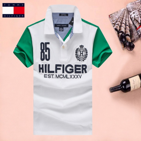 $32.0, T0MMY HILFIGER Polo Shirts for MEN #185079