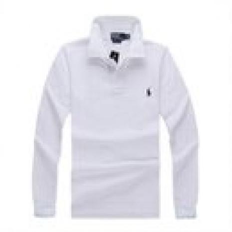 $21.0, Ralph Lauren Long-Sleeved Polo Shirts for MEN #187408