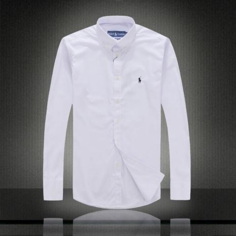 $39.0, Ralph Lauren Long-Sleeved Shirts for Men #190080