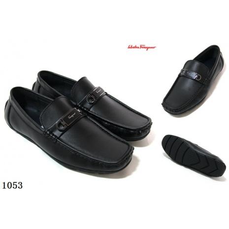 $55.0, Ferragamo shoes for MEN #192426
