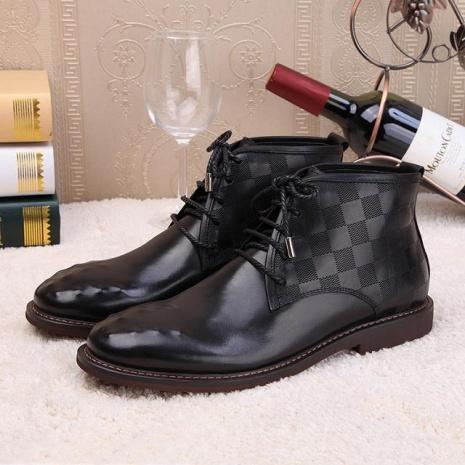 $137.0, Louis Vuitton Shoes for MEN #194883