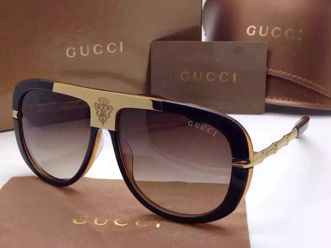 $64 cheap Gucci AAA+ Sunglasses #199323 - [GT199323] free shipping | Replica Gucci AAA Sunglasses