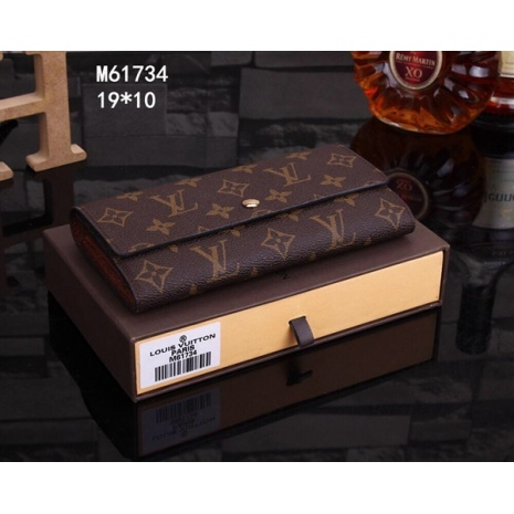 $41.0, Louis Vuitton AAA+ Wallet #202335