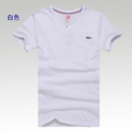 $19.0, LACOSTE T-shirts for men #209603