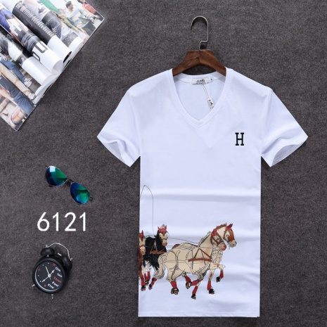 $19.0, HERMES T-shirts for men #210850