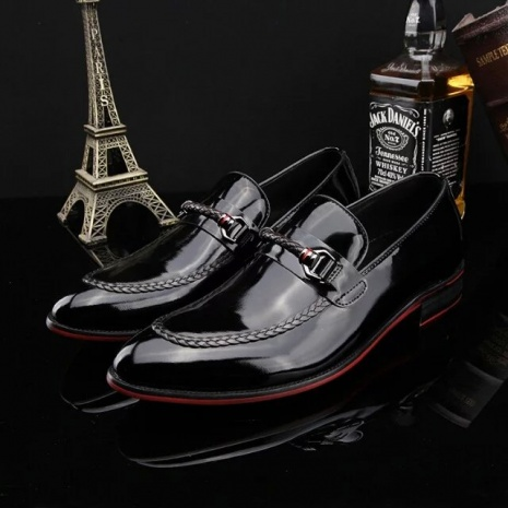 $110.0, Gucci Shoes for MEN #211004