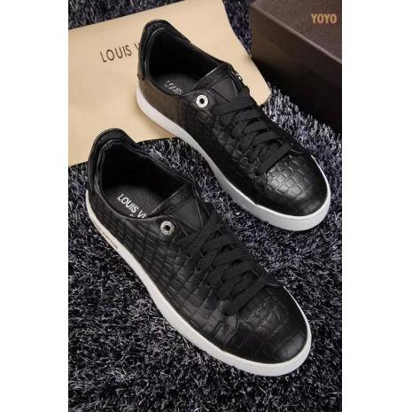 $110.0, Louis Vuitton Shoes for MEN #213924