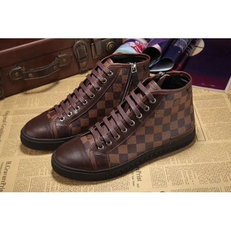 $91.0, Louis Vuitton Shoes for MEN #218290