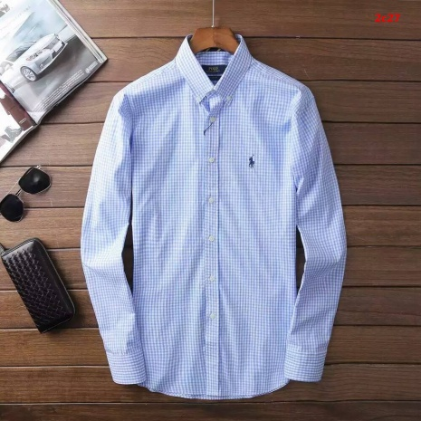 $37.0, Ralph Lauren Long-Sleeved Shirts for Men #225568