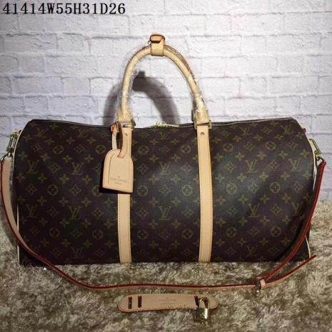 $132.0, Louis Vuitton AAA+Travel Bags #233135