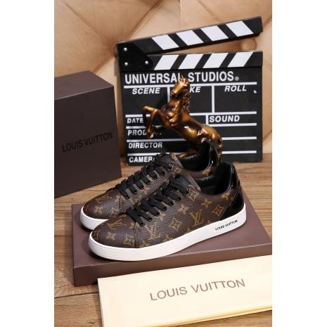 $96.0, Louis Vuitton Shoes for MEN #235490