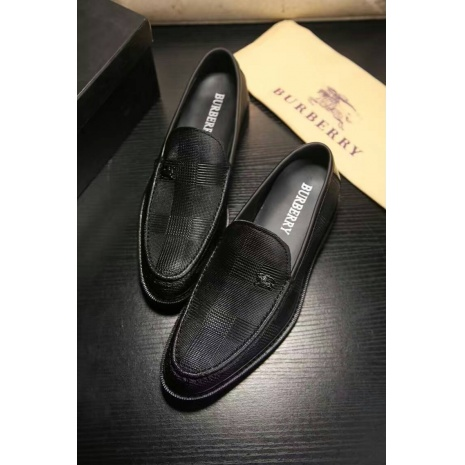 $110.0, Burberry Shoes for MEN #236324