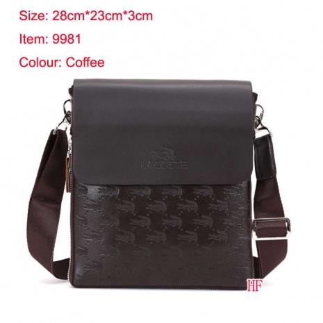 $28.0, LACOSTE Men's Messenger Bags #237152