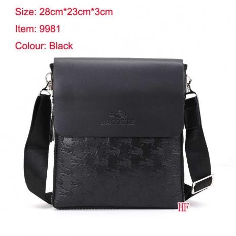 $28.0, LACOSTE Men's Messenger Bags #237155