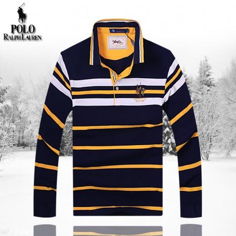 $37.0, Ralph Lauren Long-Sleeved Polo Shirts for MEN #240162
