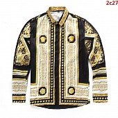 $41.0, Versace Long-Sleeved Shirts for men #236111