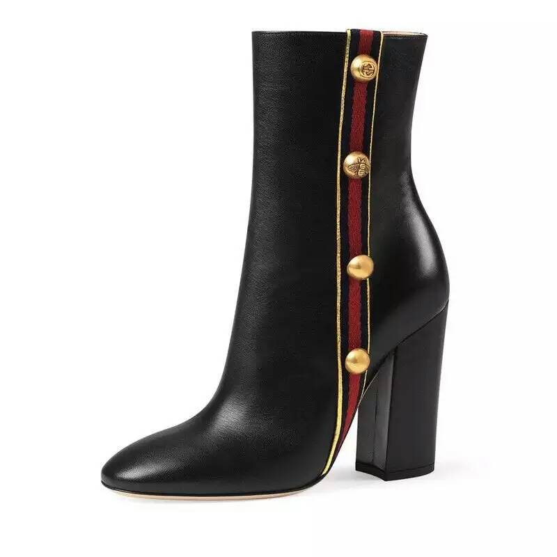 Innovative  57 USD GT137891  Replica Gucci Shoes For Gucci Boots For Women