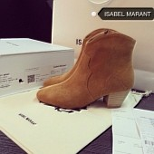 SPECIAL OFFER isabel marant shoes for women SIZE US7=EUR38 #243649