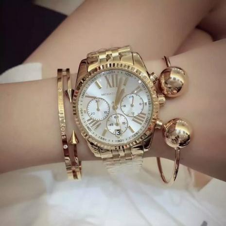 $151.0, Michael Kors AAA+ Watches Sets 3pcs for Women #246951