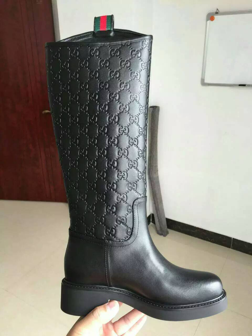 Awesome Replica Gucci Boots For Women 98032 Express Shipping To London46