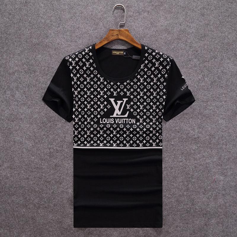 $19 cheap Louis Vuitton T-Shirts for MEN #253336 - [GT253336] free shipping | Replica Louis Vuitton T-Shirts for MEN
