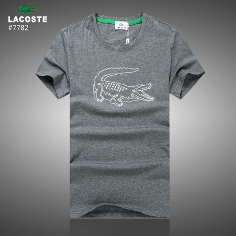 $19.0, LACOSTE T-shirts for men #253493