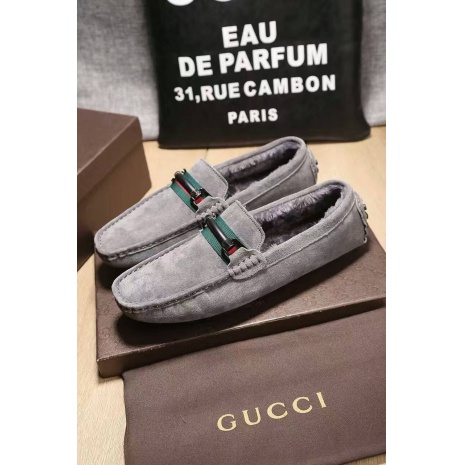 $91.0, Gucci Shoes for MEN #254165